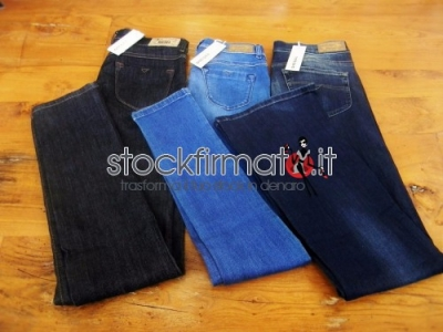 Jeans Diesel donna a/i